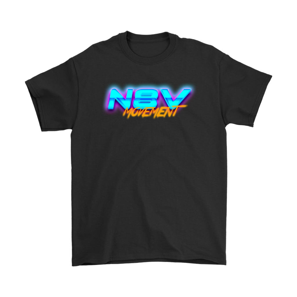 N8V Movement 80's Shirt