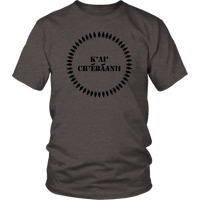 LINE OF WILLOWS EXTEND OUT GRAY CLAN Shirt Unisex