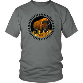Bison ANIMAL DESIGN T-Shirt