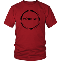 RED RUNNING INTO THE WATER CLAN Shirt Unisex