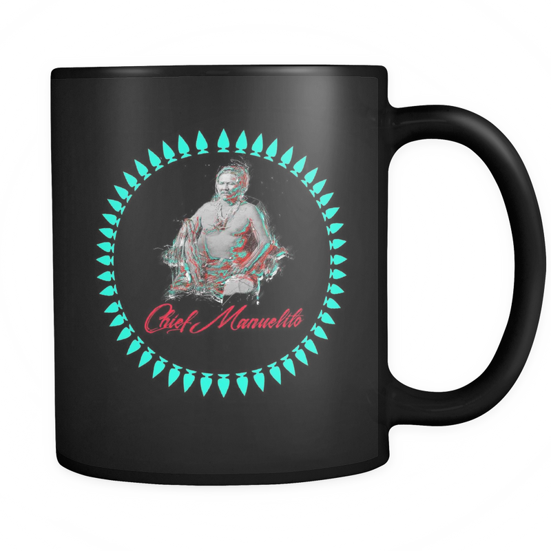 Chief Manuelito 11oz Mug