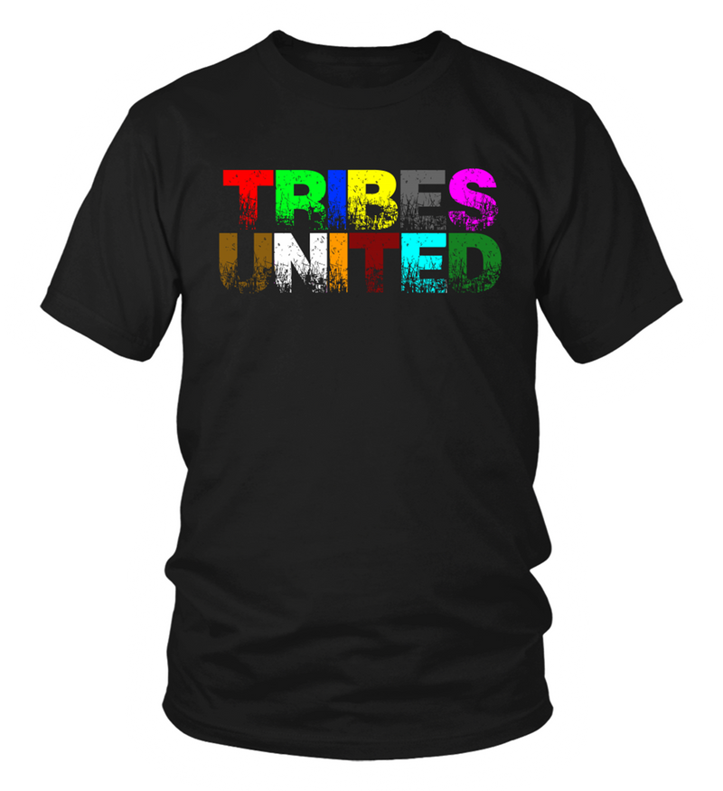 Tribes United Multicolor T-Shirt