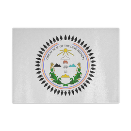 Diné Nation Seal Cutting Board