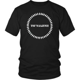 BLACK STREAK WOOD CLAN Shirt Unisex BW
