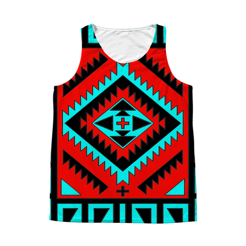 N8V ACE TNP RUG DESIGN ALL OVER TANK TOPS