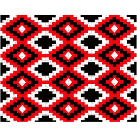 Navajo Chief Blanket Puzzle