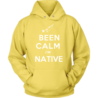BEEN CALM I'M NATIVE