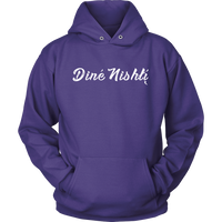 I am Diné Hoodies