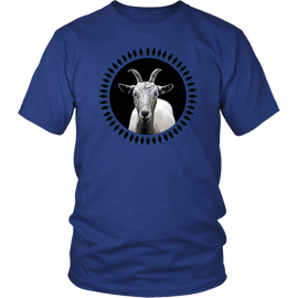 ANIMAL DESIGN GOAT Shirt Unisex