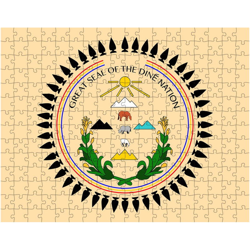 Great Seal of the Diné Nation Puzzles