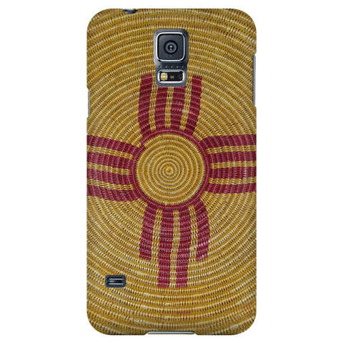 Native Zia Basket Phone Cover