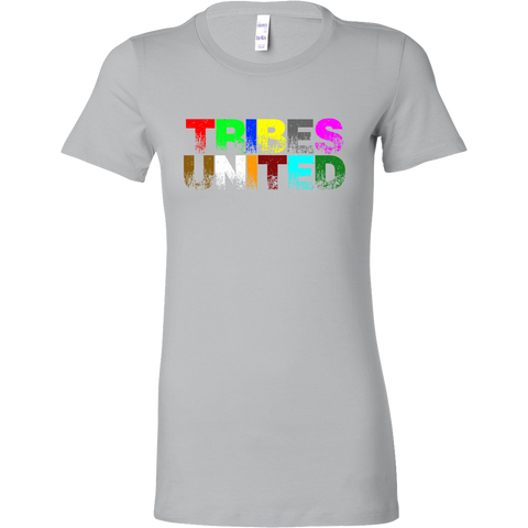 Tribes United Women's Bella Shirt