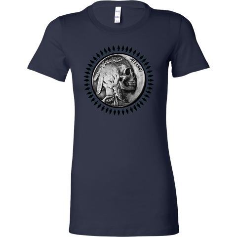 WOMENS WHAT IS LIBERTY BELLA SHIRTS