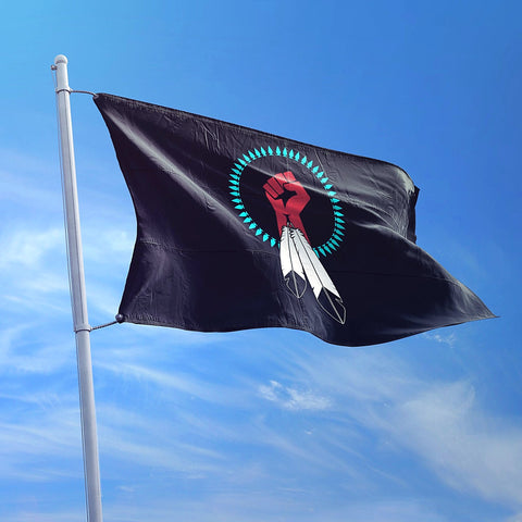 United Native Nations Flag