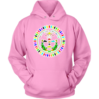 Diné Nation Seal Many Colors Hoodies