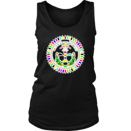 WOMENS Diné Nation Seal Many Colors Tanks