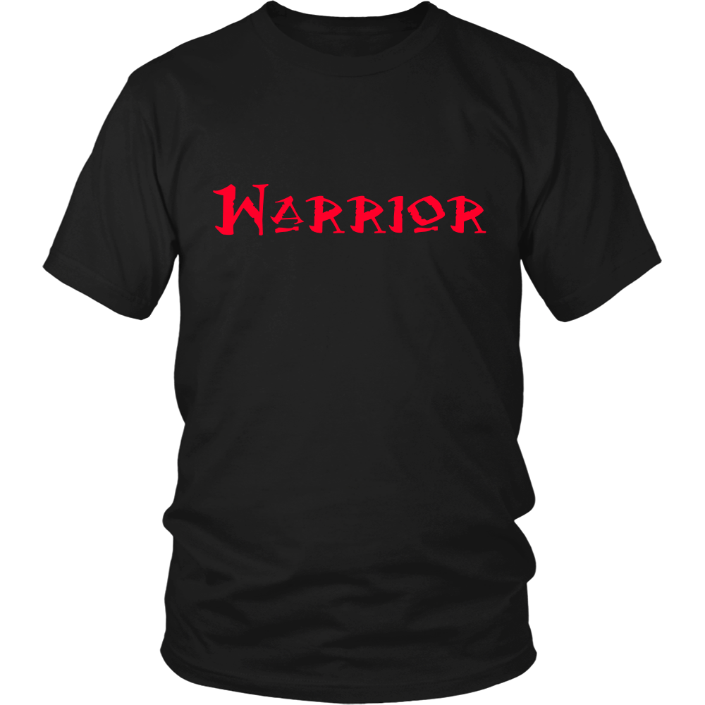 Warrior Red T-Shirt