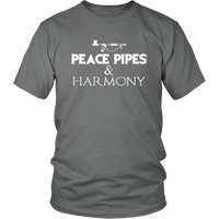Peace Pipes and Harmony