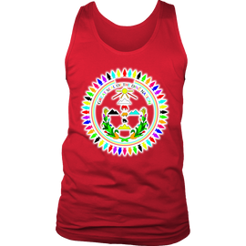 MENS Diné Nation Seal Many Colors Tank Tops