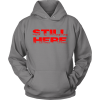 N8V MOVEMENT Still Here Hoodies