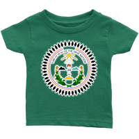 Diné Nation SEAL INFANT T-SHIRT