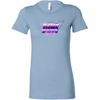 Diné Nation 80's Bella Womens Shirt