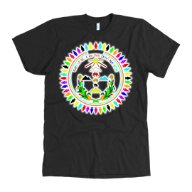 AMERICAN APPAREL Diné Nation Seal Many Colors T-Shirt