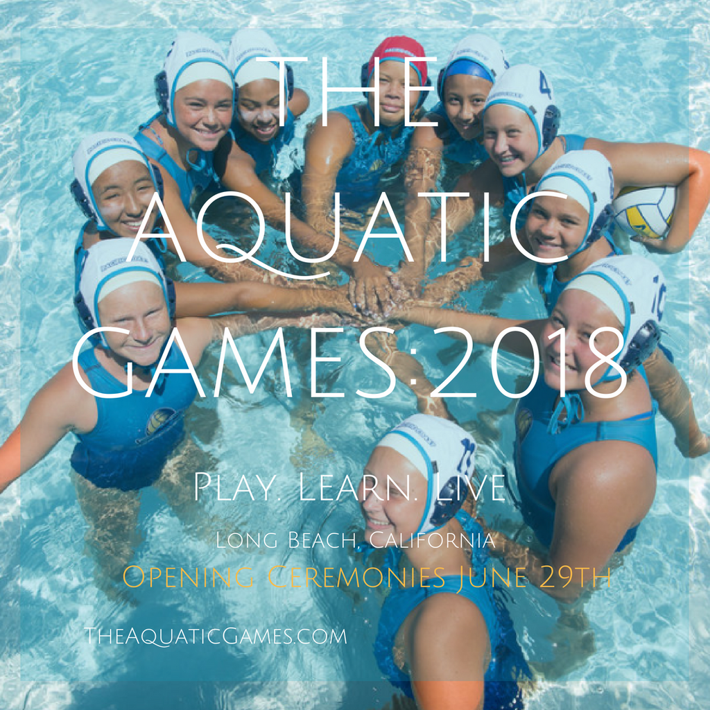 The Aquatic Games: 2018