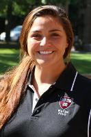 Cassie Churnside Harvard Water Polo Coach
