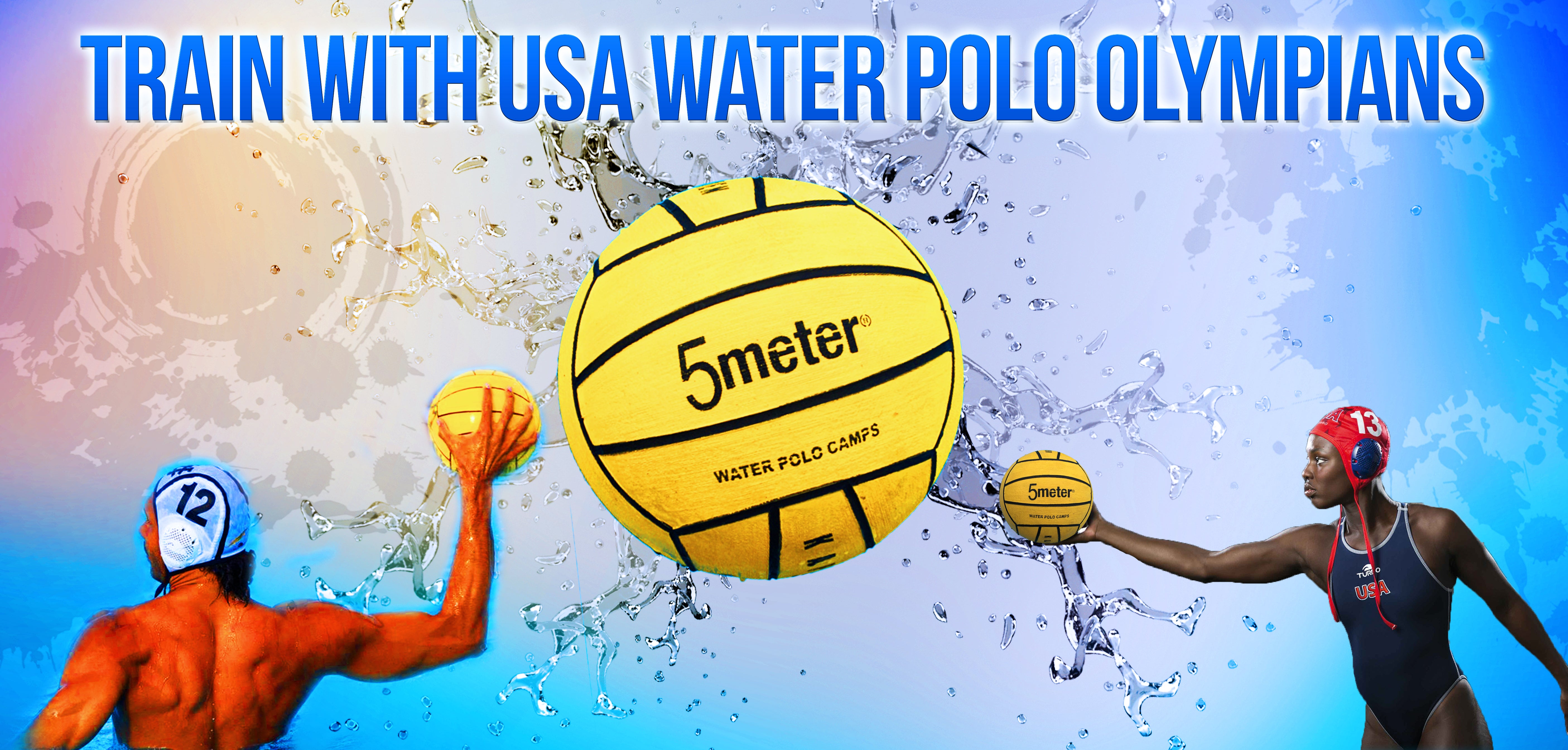 Train with USA Water Polo Olympians