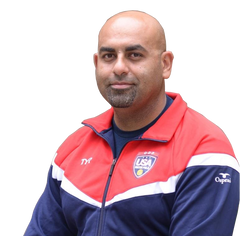Coach John Abdou USA Water Polo High Performance Director