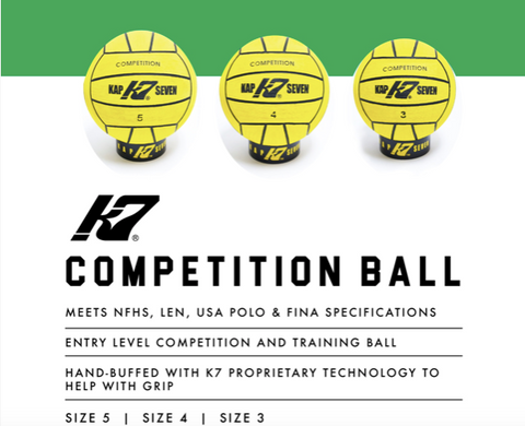Kap7 Water Polo Balls
