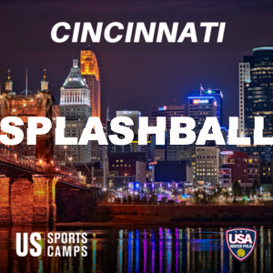 Splashball Cincinnati: April 6