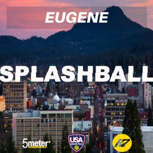 Splashball Eugene: April 13