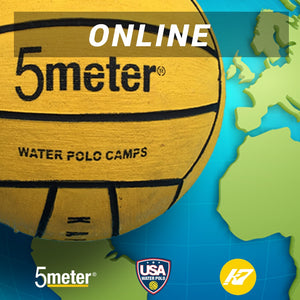 5meter Online Water Polo Camps Team Consultations
