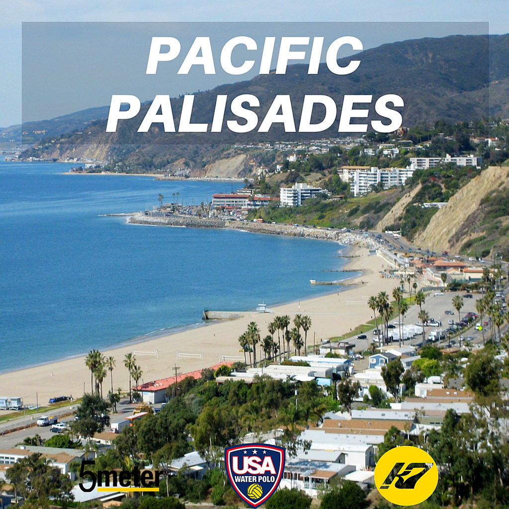 Pacific Palisades, California 5meter Water Polo Camps