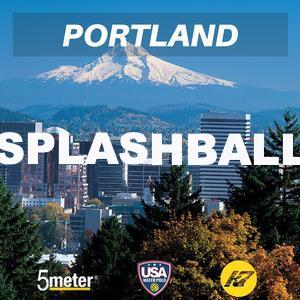 Splashball Portland: April 14