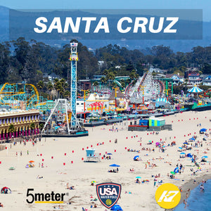 Santa Cruz, CA: Jun 26-29,  2019