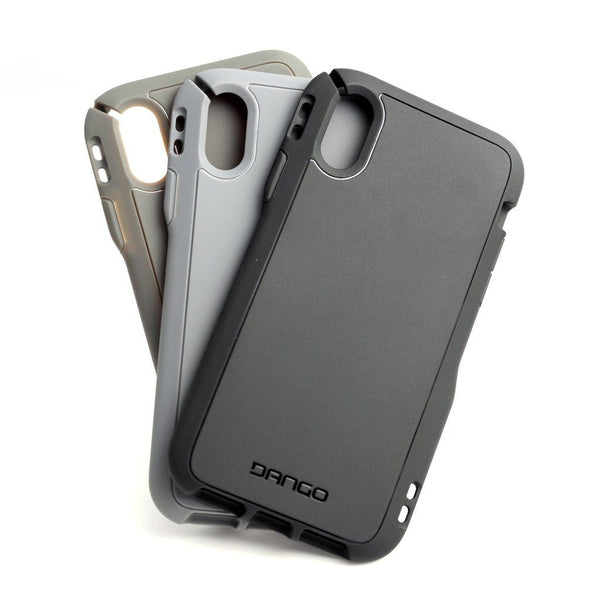 best loved 4c66e a3690 Dango COVERT Rugged Case For iPhone X - w/ Paracord Lanyard
