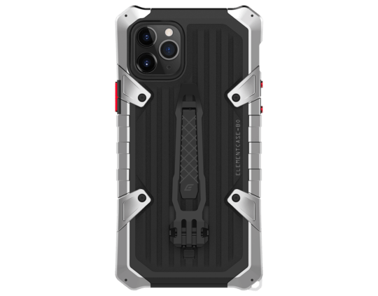 Element Case BLACK OPS ELITE Case for iPhone 11 Pro, iPhone 11 Pro Max (2019) in 3 colors (Black, Silver, Olive) - CaseMotions