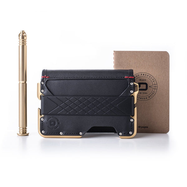 Dango D007 GOLDFINGER - LIMITED EDITION - PEN WALLET - Element Case, Dango, EDC, STM, iPhone Case, table case