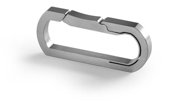Mas Design Bauhaus K11 Titanium Unibody Key Carabiner - Element Case, Dango, EDC, STM, iPhone Case, table case