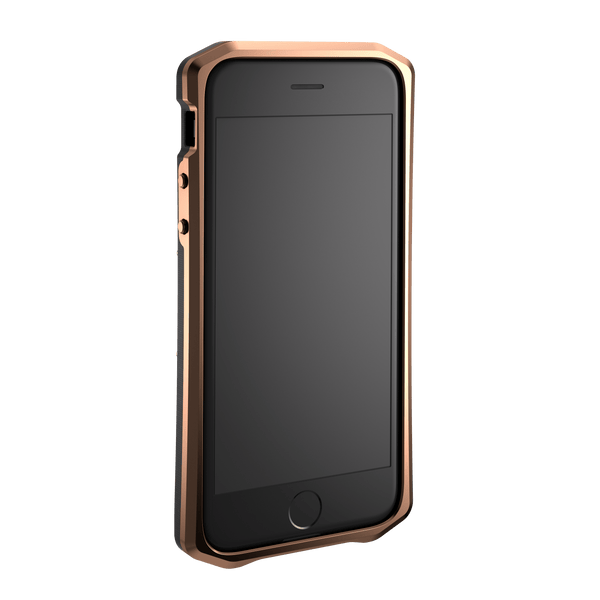 Element Case KATANA Gold/Stainless Steel Case for iPhone 8 Plus/7 Plus - CaseMotions