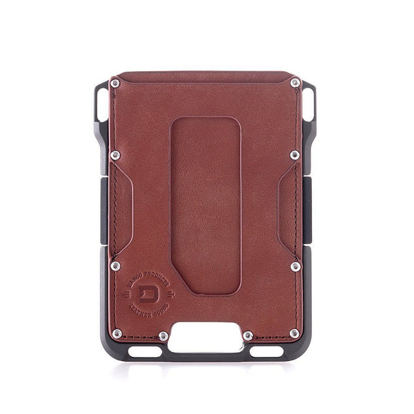Dango M1 Maverick Wallet - Single Pocket Leather  - RFID Block (Made in USA) - Element Case, Dango, EDC, STM, iPhone Case, table case