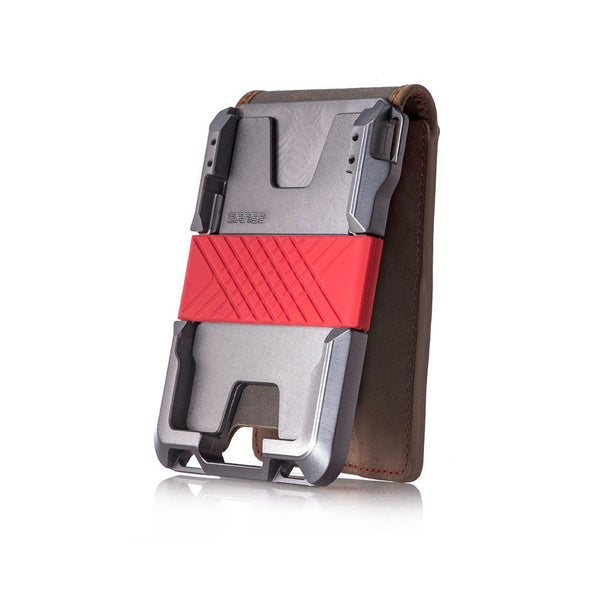 Dango M1 Maverick Wallet - 4 Pocket Bifold Leather - RFID Block (Made in USA) - CaseMotions