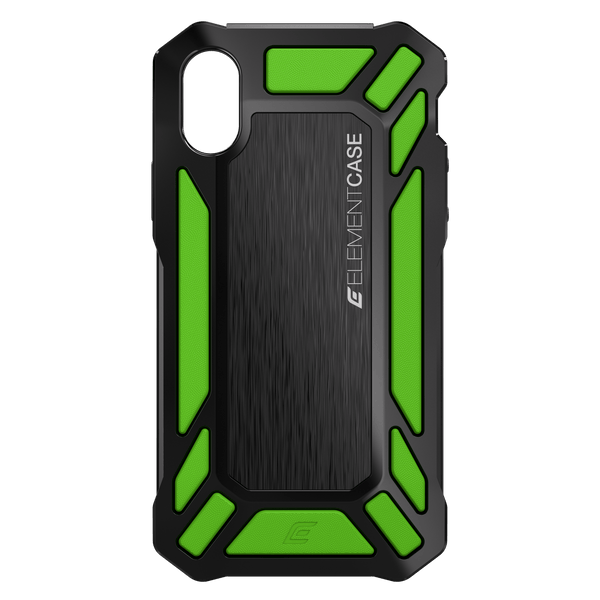 Element Case ROLL CAGE MIL-SPEC Rugged Case for iPhone X/XS - Element Case, Dango, EDC, STM, iPhone Case, table case