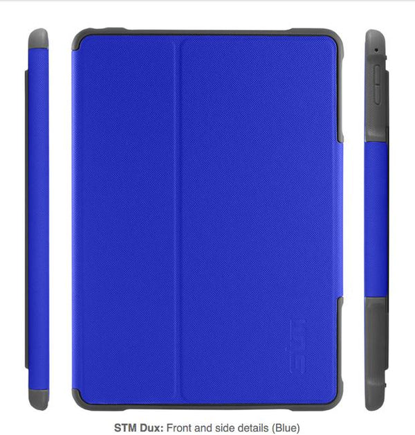 STM DUX TPU PROTECTIVE FOLIO CASE FOR IPAD MINI 4 - Element Case, Dango, EDC, STM, iPhone Case, table case