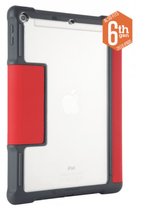 STM DUX PLUS iPad 5th/6th Gen Case With Apple Pencil Storage - Element Case, Dango, EDC, STM, iPhone Case, table case