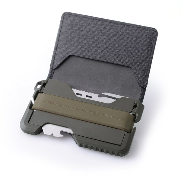 Dango T01 TACTICAL BIFOLD WALLET - SPEC-OPS - CaseMotions