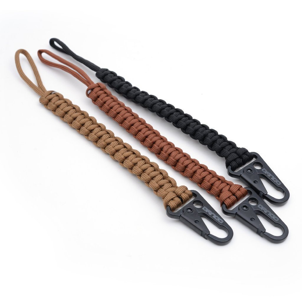 DANGO Tether Cobra Weave 550 Paracord - CaseMotions 6edac623d